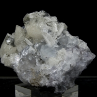 Fluorite Baryte & Calcite
