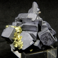 Galena & Chalcopyrite