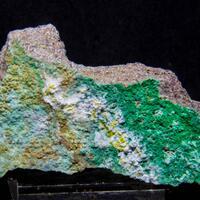 Phurcalite & Brochantite