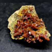 Vanadinite & Baryte