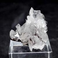 Calcite On Limonite