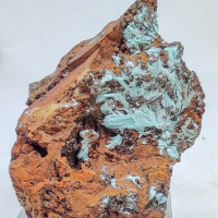 Aurichalcite Hemimorphite & Mottramite
