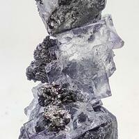Galena Arsenopyrite & Fluorite