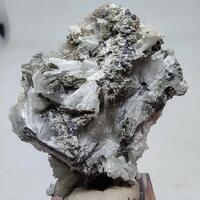 Prehnite & Calcite