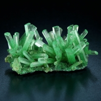Gypsum With Herbertsmithite