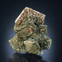 Marcasite & Hematite