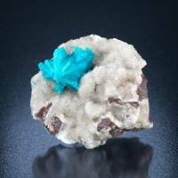 Cavansite & Stilbite-Ca