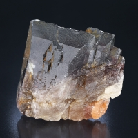 Baryte With Marcasite