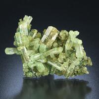 Gypsum & Paratacamite