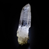 Rock Crystal & Adularia