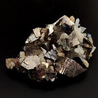 Arsenopyrite Sphalerite & Quartz