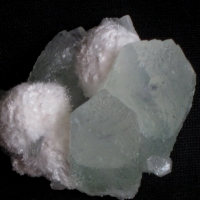 Apophyllite With Okenite