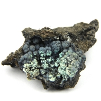 Heterogenite Shattuckite & Plancheite