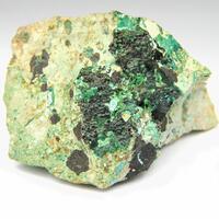 Heterogenite Malachite & Chrysocolla