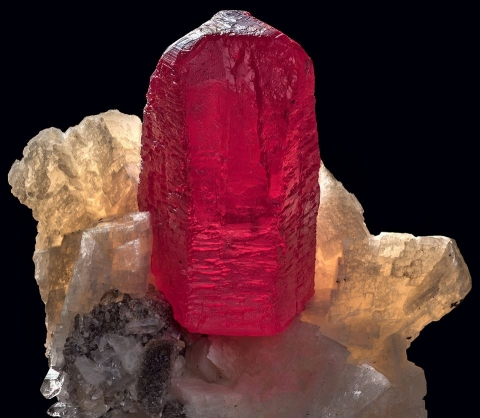 Mineral Images Only: Cinnabar