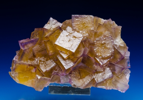 Mineral Images Only: Fluorite From Southern Illinois