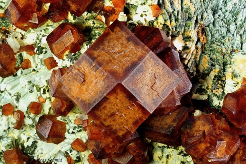 Mineral Images Only: Andradite