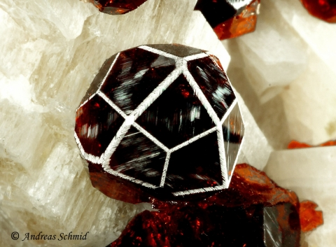 Mineral Images Only: Spessartine