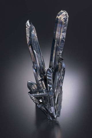 Mineral Images Only: Stibnite