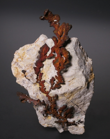 Mineral Images Only: Copper