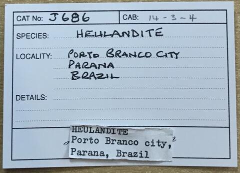 Label Images - only: Heulandite & Celadonite