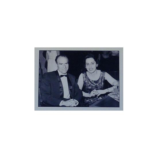 Pearl & Sid Freeman