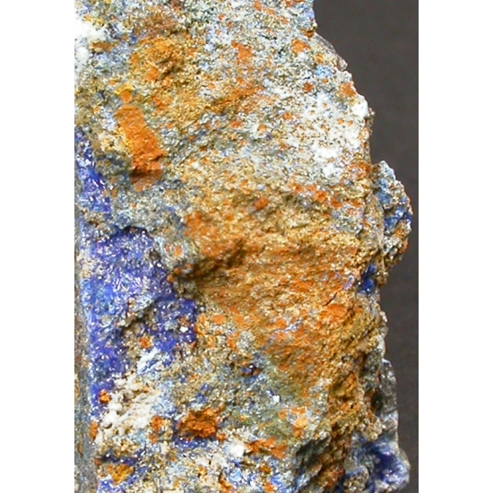 Plumbojarosite & Azurite
