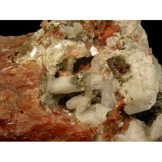 Sérandite & Manganoneptunite