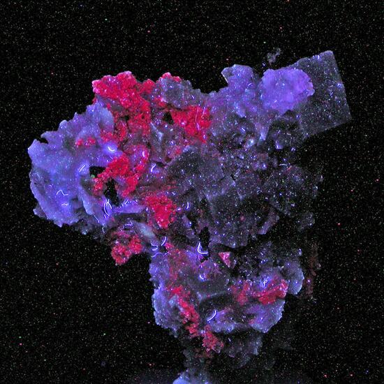 Ancylite-(Ce) & Rhodochrosite & Epididymite