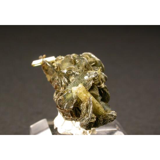 Clinochlore & Vesuvianite