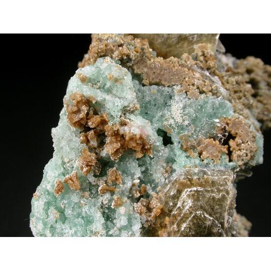 Fluorite & Rhodochrosite