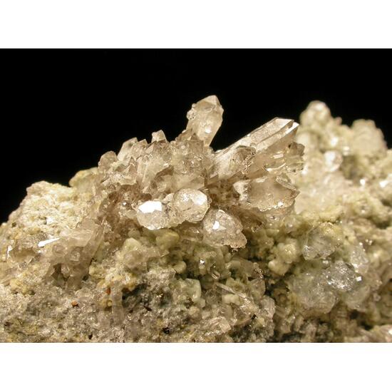 Analcime & Gmelinite-Na & Quartz