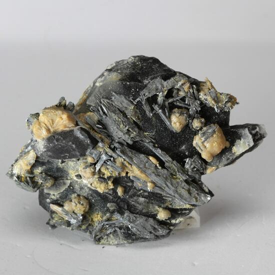 Valentinite With Stibnite