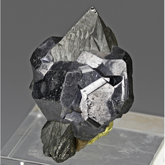 Tetrahedrite With Galena