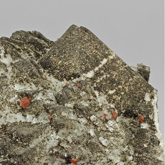 Chabazite Microcline & Albite