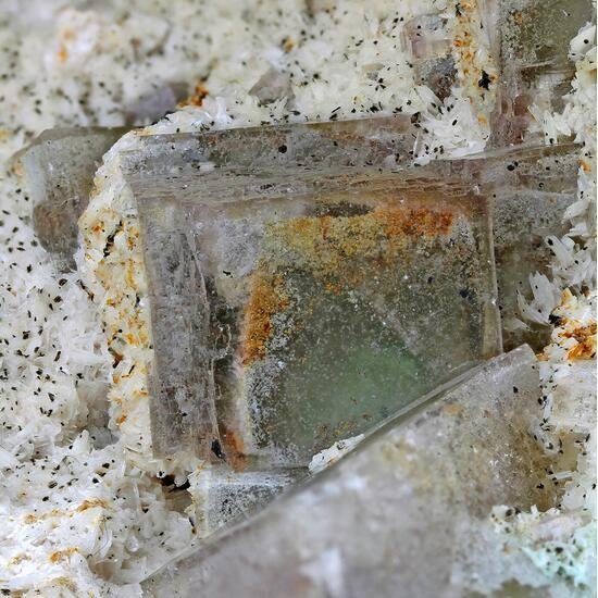 Fluorite & Baryte