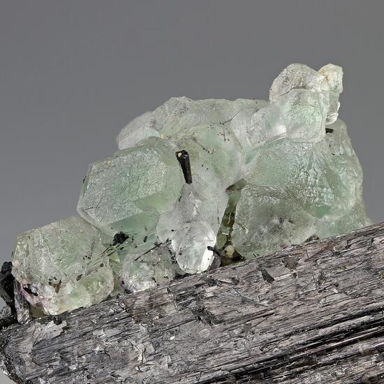 Fluorite & Schorl
