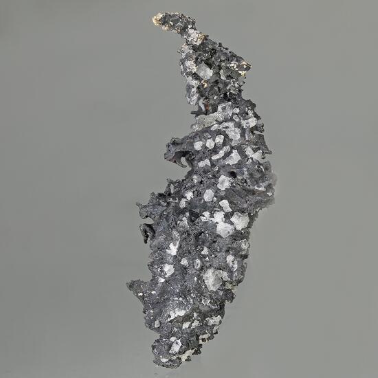 Acanthite & Silver