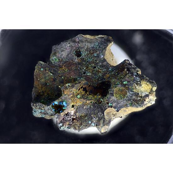 Connellite Brochantite