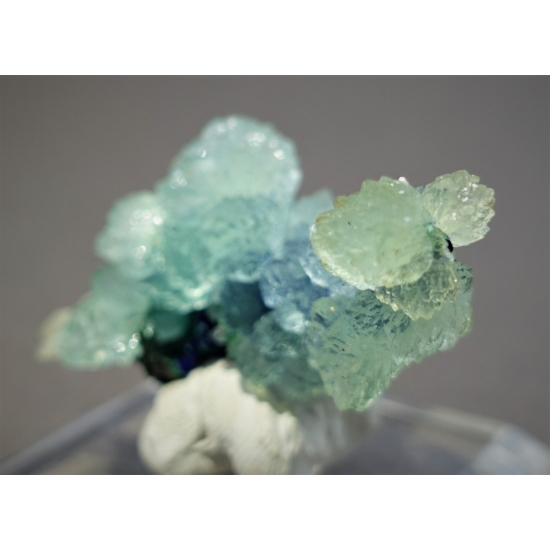 Aragonite Azurite & Malachite