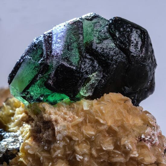 Fluorite Schorl Mica & Feldspar
