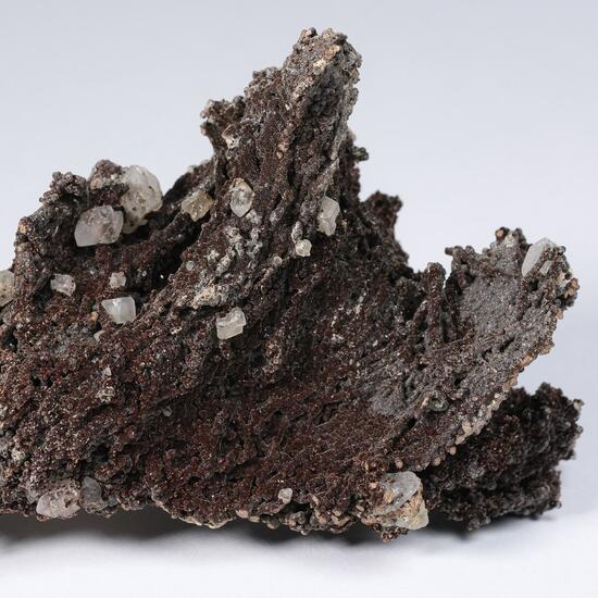 Orlymanite Gonyerite & Gyrolite With Calcite