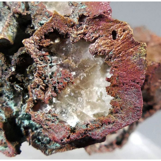 Copper Psm Aragonite With Aragonite