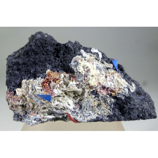 Fayalite Litharge Anglesite Tin & Hydrocerussite