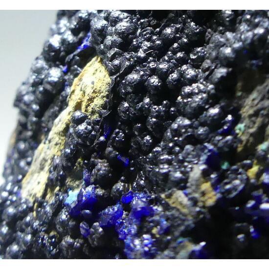 Tenorite & Azurite
