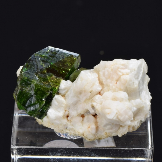 Titanite & Feldspar