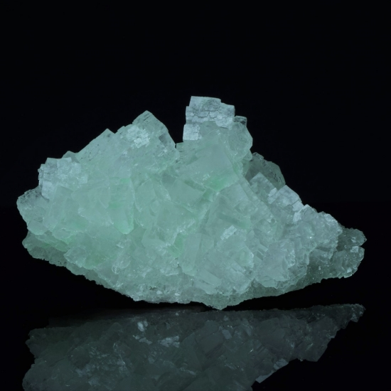 Halite With Inclusions