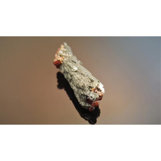 Quartz Hedenbergite & Andradite