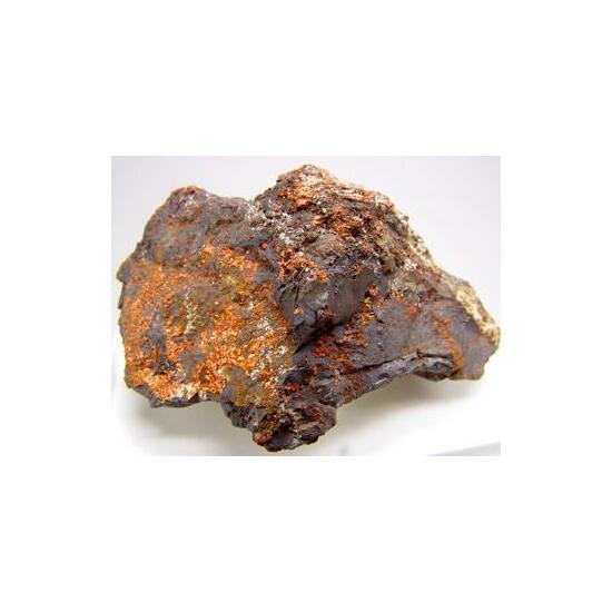 Native Copper & Native Silver