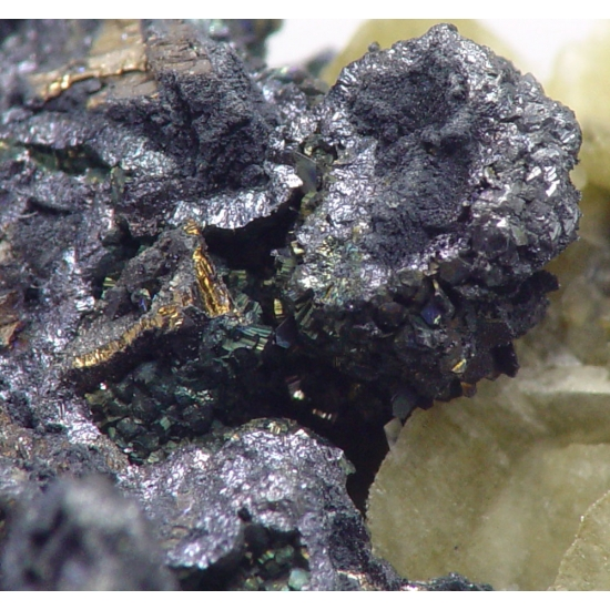 Sternbergite & Argentopyrite